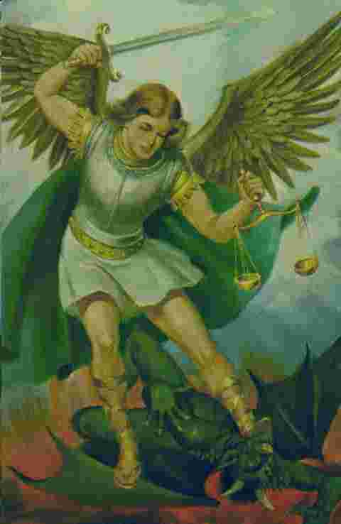 Prayers Against Satan and The Rebellious Angels (excerpts)